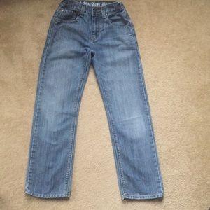 Boys Denizen for Levi's jeans